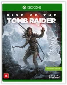 [Voltou-Submarino] Game - Rise of the Tomb Raider - XBOX One por R$ 72