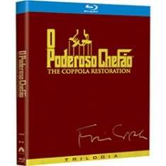 [Americanas] Blu-Ray Trilogia O Poderoso Chefão R$50