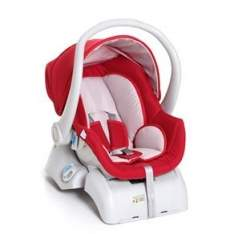 [Extra] Bebê Conforto Coccon Vermelho Dzieco - R$309