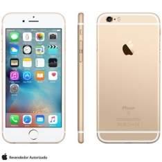 """[FASTSHOP] - iPhone 6s Dourado, com Tela de 4.7"""" - R$ 3.526,40 À VISTA"""