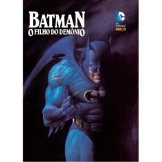 [FNAC] BATMAN - O FILHO DO DEMÔNIO - MIKE W. BARR R$12