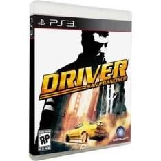 [Walmart] Jogo Driver: San Francisco - PS3 - R$50