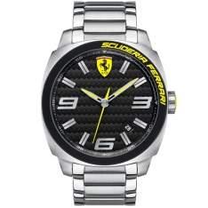 [Vivara] Relógio Ferrari Masculino Aço Prata - 830168 - R$325