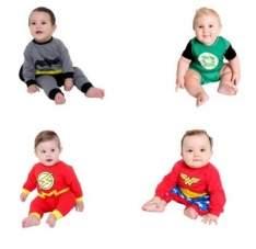 [SHOP FATO] Fantasias variadas para bebês - R$ 16,72