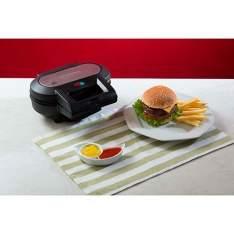 [Shoptime] Máquina de Hambúrguer Fun Kitchen SS-1010G Preta - por 90
