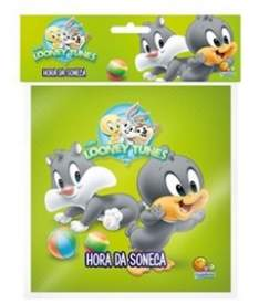 [AMAZON] Livro de Banho Hora da Soneca Baby Looney Tunes - R$ 6,50