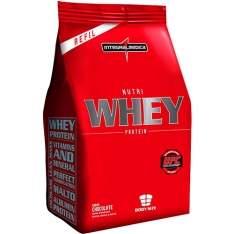 [Americanas] Nutri Whey Protein Refil Chocolate 907g R$50