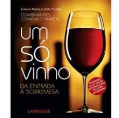 [Sou Barato] Livro - Só Vinho, Um R$19