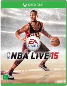 [Saraiva] Jogo Nba Live 15 - Xbox One - R$48
