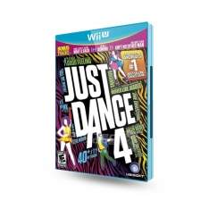 [Submarino] Jogo Just Dance 4 - Wii U - R$30