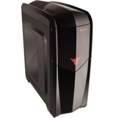 [KaBuM] Gabinete Computer Case Gamer - Preto 502B R$ 106