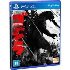 [Walmart] Jogo Godzilla para PS4 Bandai Namco por R$ 44