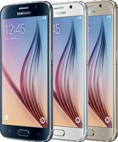 [Walmart] Smartphone Samsung Galaxy S6 SM-G920IZKAZVV Preto Single Chip Android 5.0 Lollipop Wi-Fi 4G Octa-Core Tela 5.1'' Câmera 16MP Frontal 5MP Memória 32GB por R$ 1999