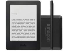 [Magazine Luiza] Kindle 7ª Geração Wi-Fi 4GB Tela 6 - Mais de 2.000 Livros - Amazon por R$ 199
