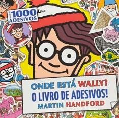 [Amazon] Onde Está Wally? O Livro de Adesivos - R$25