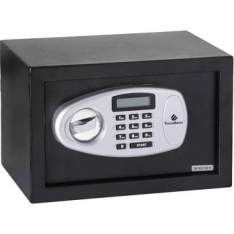 [Walmart] Cofre Digital Excellent Electronic Safe With LED Display 20MX Preto por R$ 170