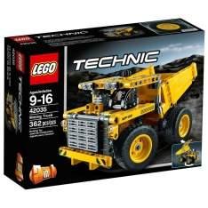 [Casas Bahia] Lego 42035 caminhão de mineração R$160,00