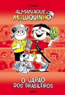 [Amazon] eBook Almanaque Maluquinho O Japão dos brasileiros - GRÁTIS