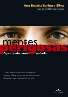[Amazon] eBook  Mentes perigosas (O psicopata mora ao lado) - R$2