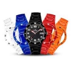 [PONTO FRIO] Relógio Unissex Analógico Champion Troca Pulseira R$89