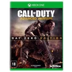 [Balão da Informática] Call Of Duty Advanced Warfare: Day Zero - Xbox One por R$ 80