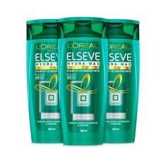 [Netfarma] Kit Shampoo Elseve Hydra-Max Colágeno - R$29