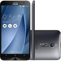 [Fast Shop] Asus ZenFone 2 32GB, 4GB RAM, Intel Atom Quad Core - R$ 1.307