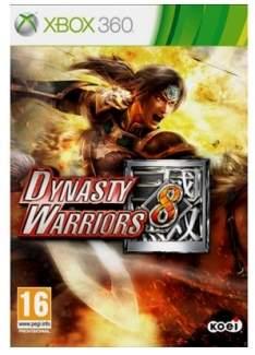 [SUBMARINO] Game Dynasty Warriors 8 - XBOX 360 - R$ 59,90