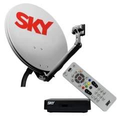[Extra] Sky Pré-Pago Flex 60cm por R$ 117