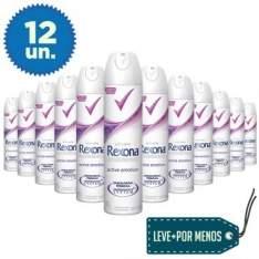 [Insinuante] Kit Desodorante Rexona Feminino Aerosol - Leve Mais Pague Menos