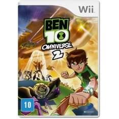 [Extra] Jogo Ben 10 Omniverse 2 - Wii - R$20