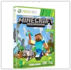 [Walmart] Jogo Xbox 360 Minecraft Edition por R$ 39