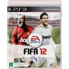 [SouBarato] Game FIFA Soccer 12 - PS3 R$17,21