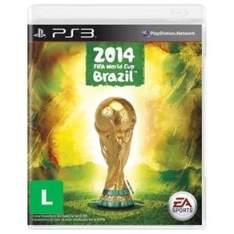 [Extra] Jogo Copa do Mundo da FIFA Brasil 2014 - PS3 por R$ 9