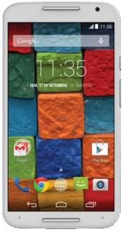 """[Saraiva] Smartphone Motorola Moto X 2ª Geração Bambu Tela 5.2"""" Android 4.4 Câmera 13Mp 32Gb - R$999"""
