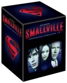 [Saraiva]  DVD Box Smallville - 1ª A 5ª Temporada (30 discos) - por R$100