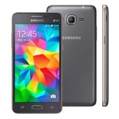 [Casas Bahia] Galaxy Gran Prime Duos SM-G531 Cinza - R$ 616,46 - Frete Grátis