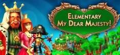 [Gleam] Elementary My Dear Majesty grátis (ativa na Steam)