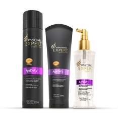 [Netfarma] Kit Pantene Expert Collection Age Defy Shampoo + Condicionador + Creme de Tratamento R$63