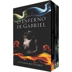 """[VOLTOU - Americanas] Box Trilogia """"O Inferno de Gabriel"""" - R$30"""