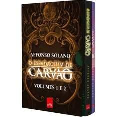[SUBMARINO] Livro - Box - O Espadachim de Carvão - Vols. 1 e 2 por R$ 10