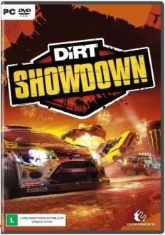 [SARAIVA] Dirt Showdown - PC - R$ 19,90