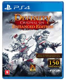 [Saraiva] Divinity Original Sin - Enhanced Edition - PS4 - R$123