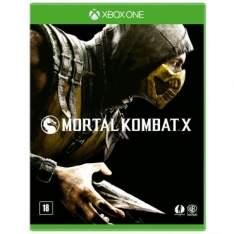 [Ricardo Eletro] Jogo Mortal Kombat X para Xbox One (XONE) - WB Games por R$ 108
