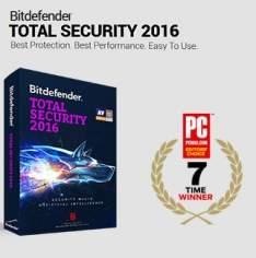 [Bitdefender] - Bitdefender Total Security com mega desconto de R$110