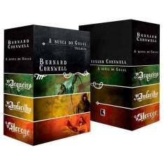 [Americanas] Livro - Box A Busca do Graal (3 Volumes) - Edição Econômica por R$ 20