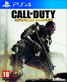 [ShopB] Call of Duty: Advanced Warfare Ps4 - 61,74 (no boleto)