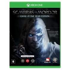 [Ponto Frio] Jogo Terra Média: Sombras de Mordor Goty - Xbox One