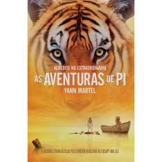 [Americanas] Livro - As Aventuras de Pi - R$5