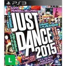 [Ponto Frio] Jogo Just Dance 2015 - PS3 por R$ 25
